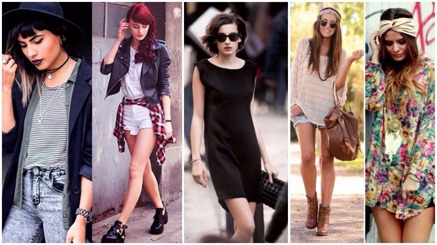 «Бохо-шик» или «кэжуал»? ТОП-7 стилей одежды, которые предпочитают современные модники