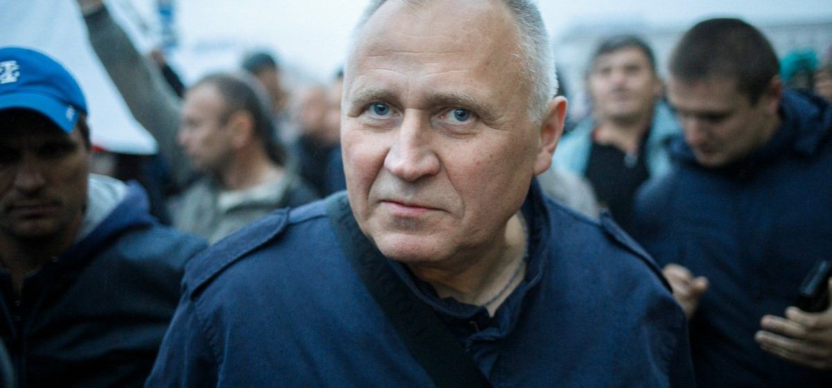 Статкевич идет в президенты и предлагает Лукашенко договориться