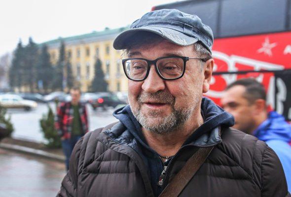 Юрий Шевчук, лидер группы ДДТ, в Барановичах. Все фото: Евгений ТИХАНОВИЧ