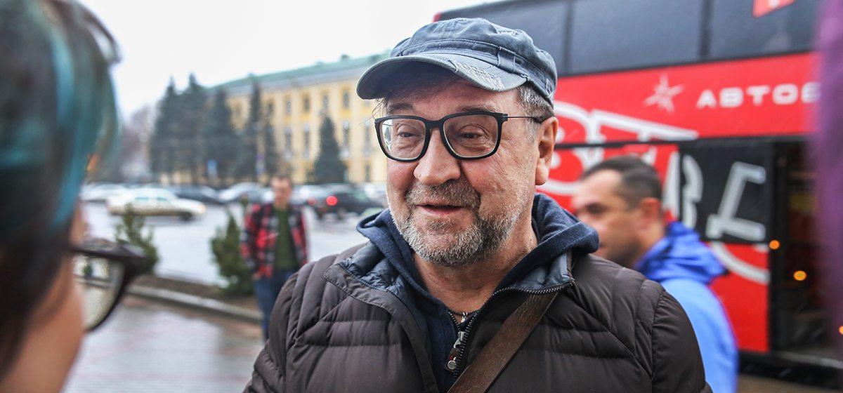 Легенда российской рок-музыки Юрий Шевчук приехал в Барановичи