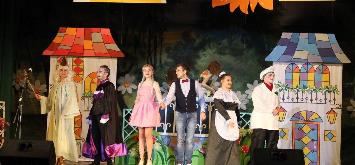 Барановичский театр «Эксперимент» занял призовое место в областном театральном фестивале