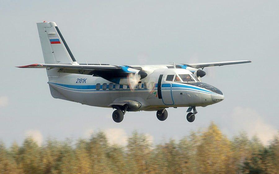 В Хабаровском крае разбился пассажирский самолет, выжила только маленькая девочка