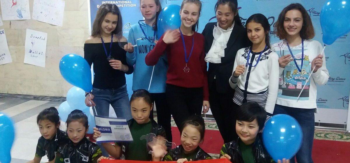 Барановичский коллектив восточного танца занял 1-е место на международном конкурсе