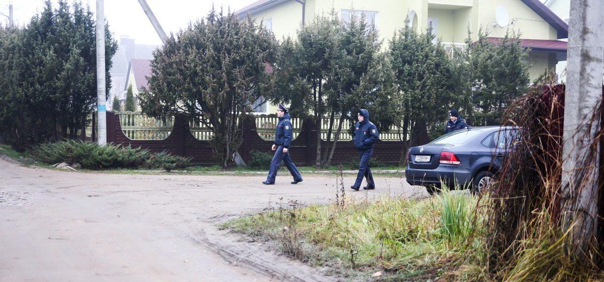 В Барановичах неизвестные в масках ночью напали на дом женщины-предпринимательницы