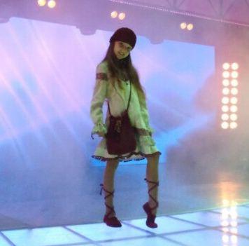 Юная жительница Барановичского района выступила в шоу на ОНТ