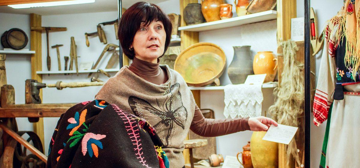 «Посетитель стал капризным»: сотрудник барановичского музея – о профессии, экскурсантах и уникальных экспонатах