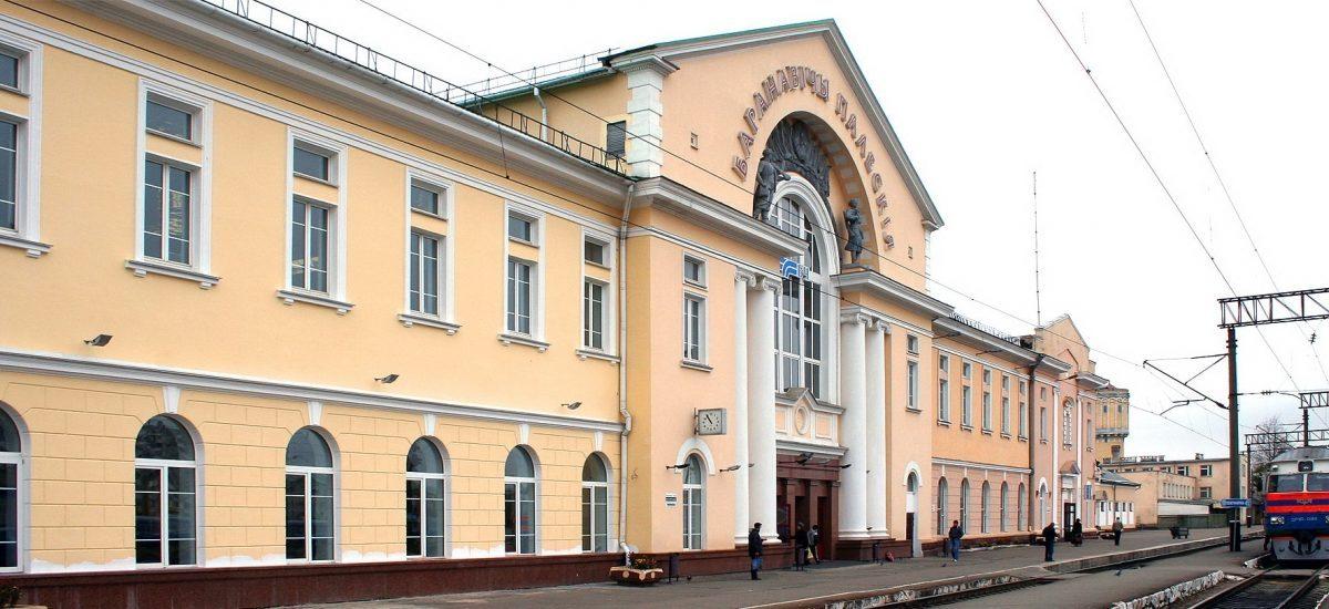 В Барановичах проходит акция «Поезд трезвости»