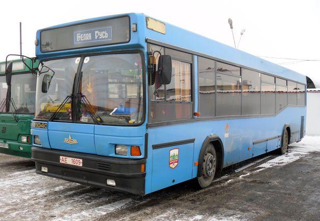 Меняется расписание автобуса «Барановичи-Новогрудок»