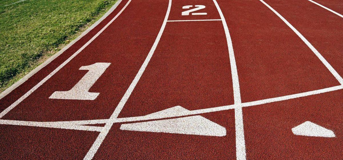 Барановичские легкоатлеты привезли с международного турнира 10 медалей
