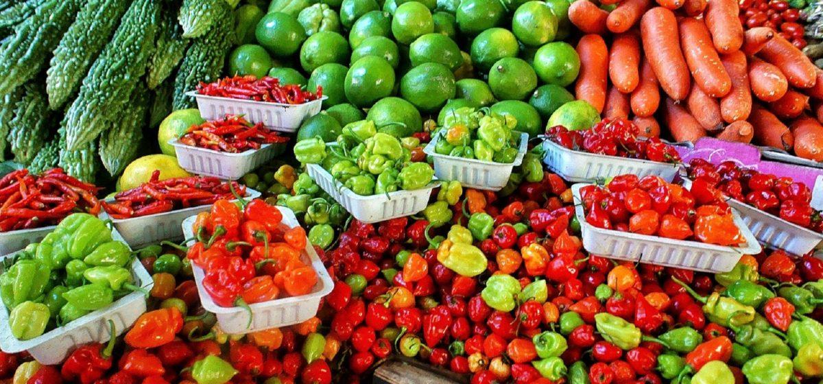 Что почем. На барановичских рынках вдвое подорожали помидоры и вдвое подешевел гранат