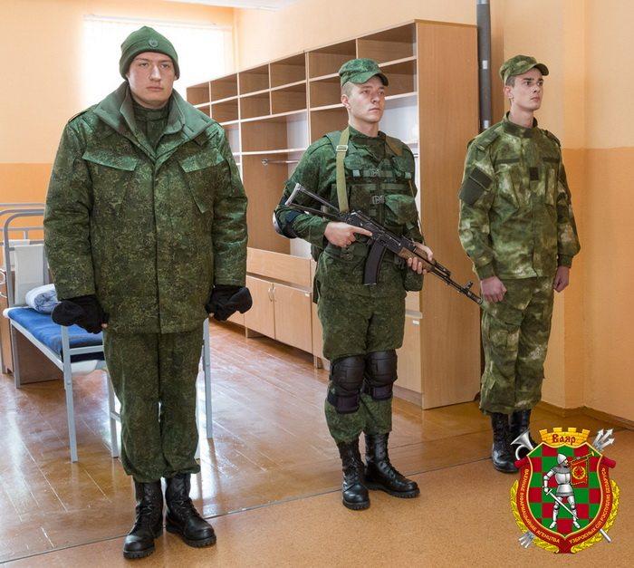 Белорусская армия отказывается от шапок-ушанок и кожаных ремней