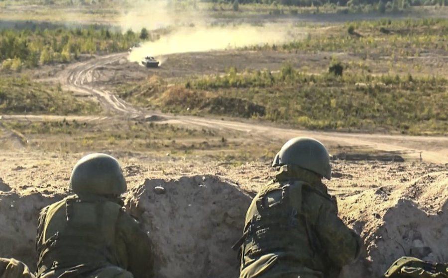 Белорусских военных могут отправить на юго-восток Украины