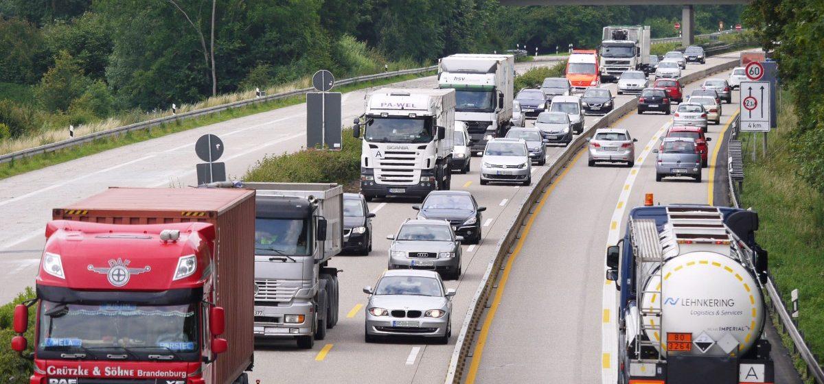 Депутаты предлагают отвязать уплату дорожного сбора от техосмотра