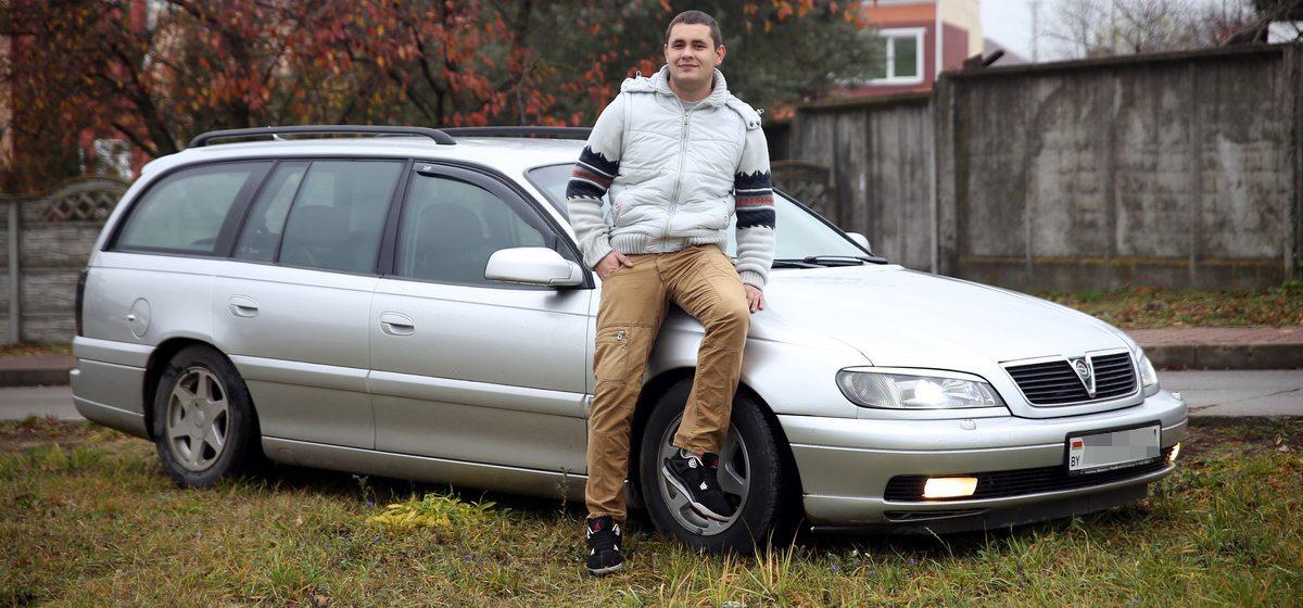 Opel Omega: не капризный, но подвержен коррозии