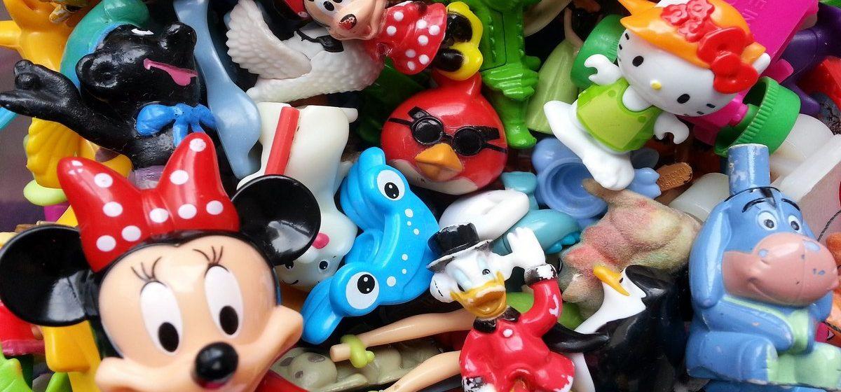 Две опасные для детского здоровья игрушки обнаружил Минздрав