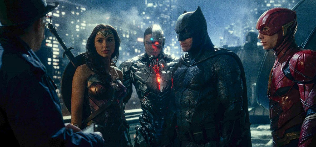 Фильм, на который стоит сходить: «Лига Справедливости»