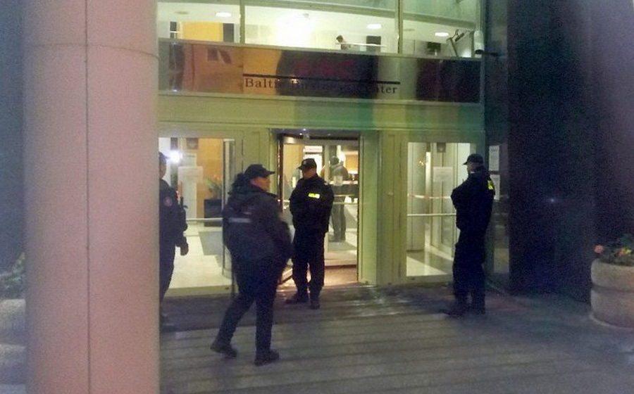 В Гдыне в штаб-квартире Reuters белорус устроил стрельбу