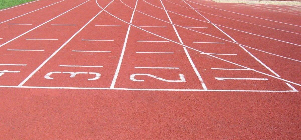 Барановичские легкоатлеты на первенстве Брестской области завоевали 11 медалей