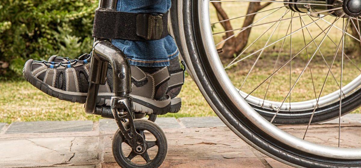 В Беларуси ежегодно около 50 тысяч человек становятся инвалидами