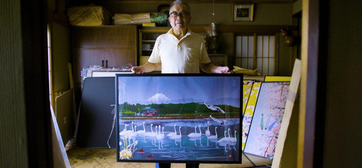 Японский дедушка превращает скучные таблицы Excel в произведения искусства (видео)