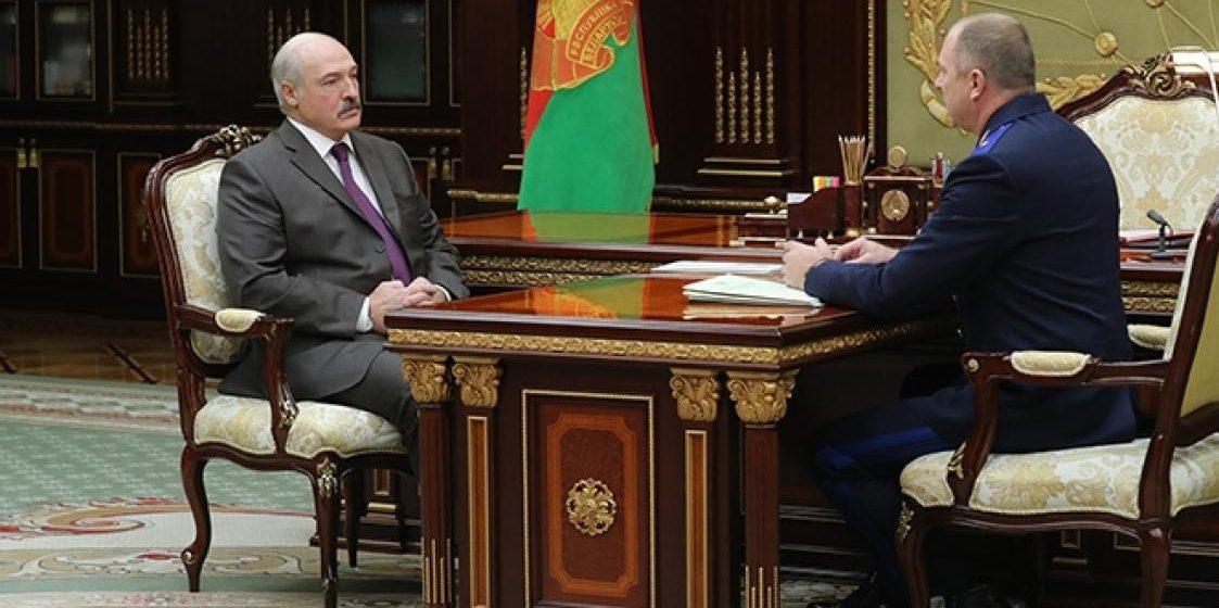 Лукашенко анонсировал серьезную проверку Министерства обороны