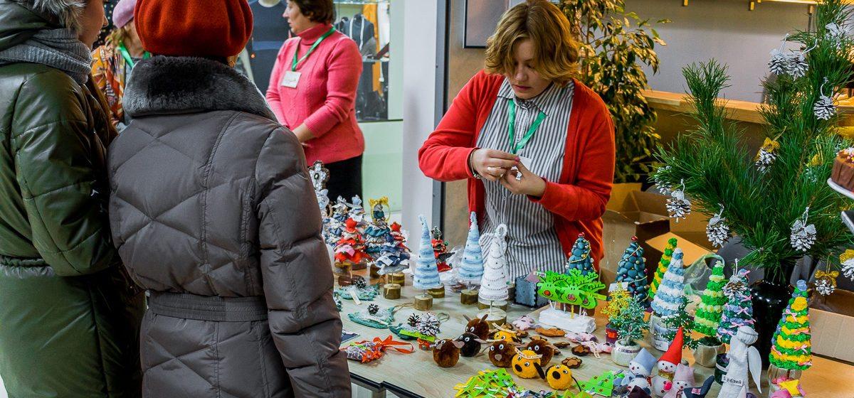 В Барановичах прошло благотворительное мероприятие «Мир без границ»