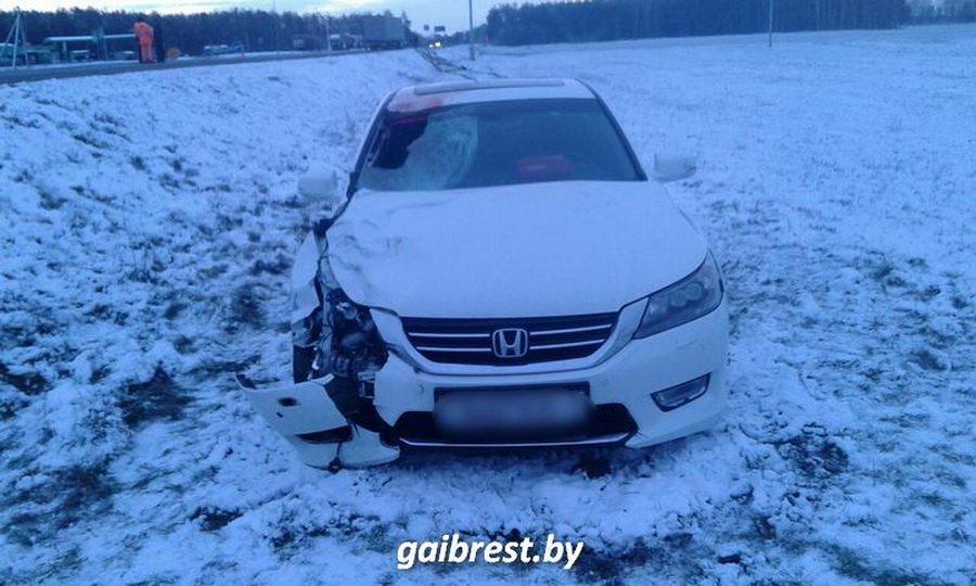 В Ивановском районе бесправник насмерть сбил пешехода