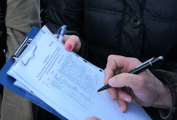 В Барановичах идет регистрация инициативных групп по выдвижению кандидатов в депутаты. За кого будут собирать подписи?