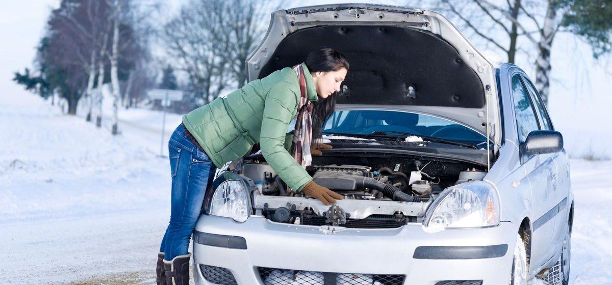 Что делать, если в мороз в глуши сломалась машина, а связи нет