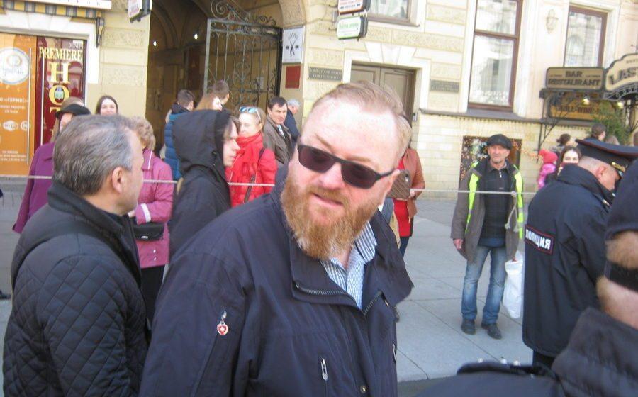 Российский депутат Виталий Милонов предложил Беларуси не участвовать в зимней Олимпиаде