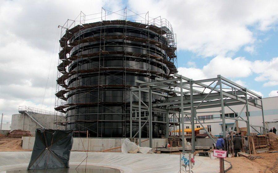 В Барановичах заработал биогазовый комплекс