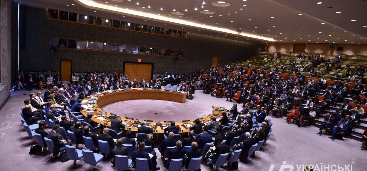 Генассамблея ООН приняла резолюцию по Крыму, Беларусь проголосовала против
