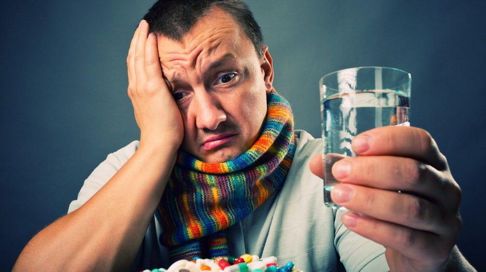 Пять болезней, которые обостряются в мороз