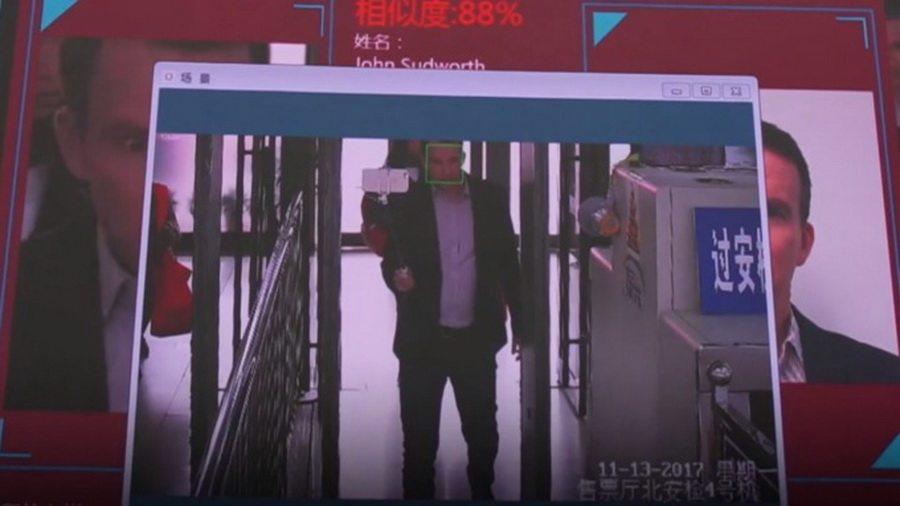В Китае журналист Би-би-си испытал систему городского наблюдения. Его нашли за 7 минут