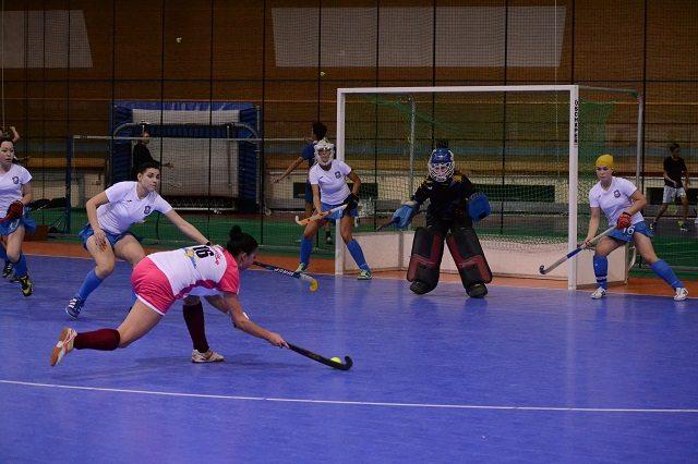 ХК «Текстильщик-БарГУ» одержал победу в двух играх в третьем туре чемпионата РБ по индорхоккею