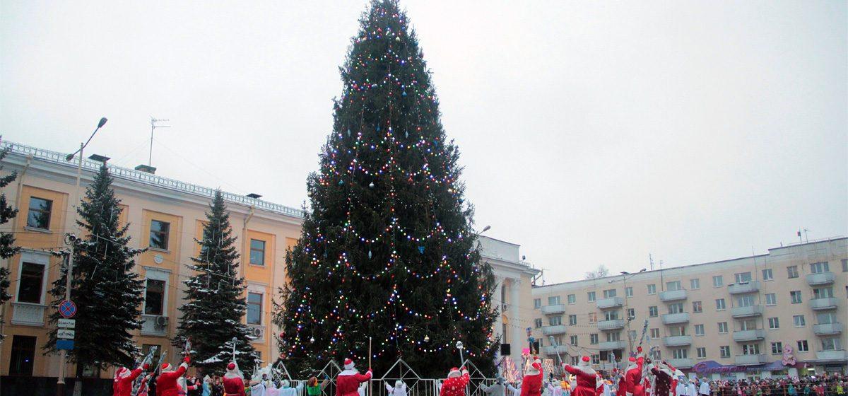 В Барановичах 13 и 16 декабря перекроют площадь. Как будут следовать транспорт и городские автобусы