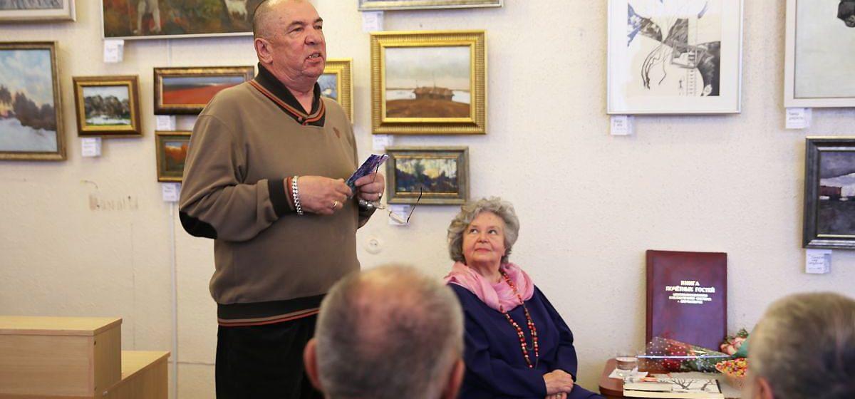 В Барановичской библиотеке пройдут мероприятия к юбилею поэтов Алексея и Елены Белых