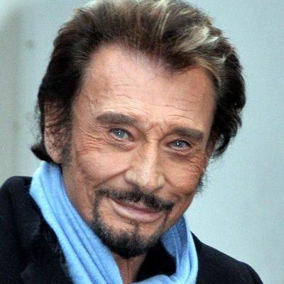 Во Франции умер звезда рока Джонни Холлидей