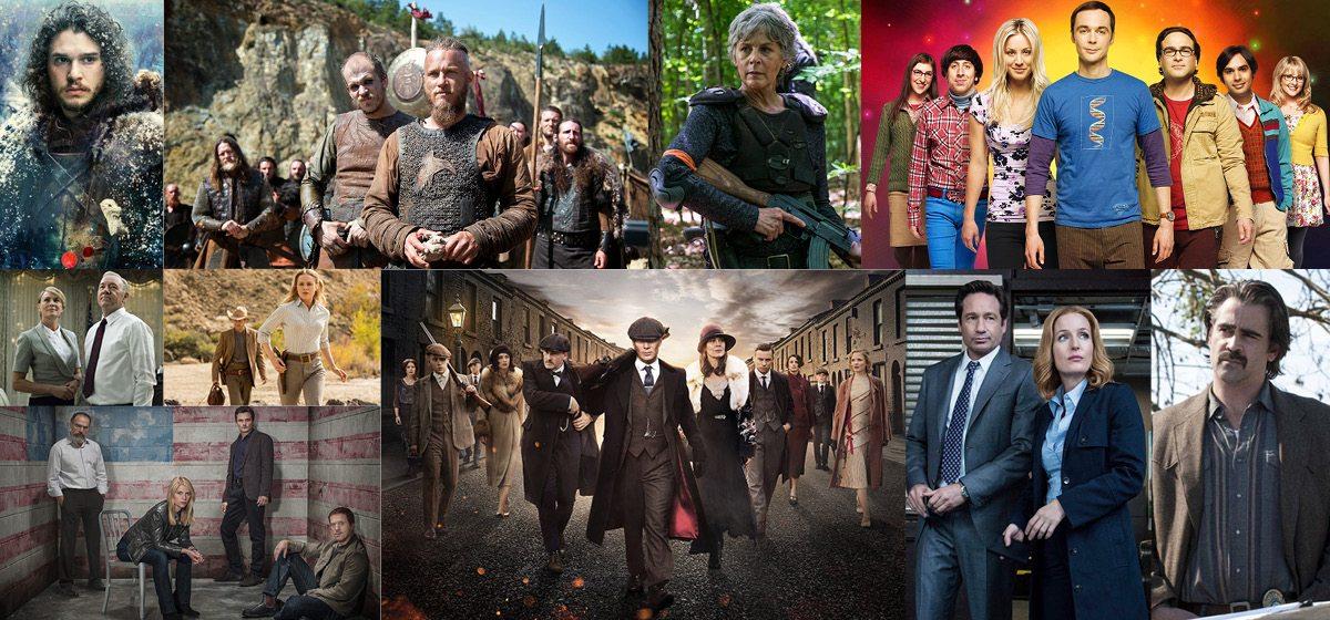 Топ-10 сериалов, продолжение которых выйдет в 2018 году