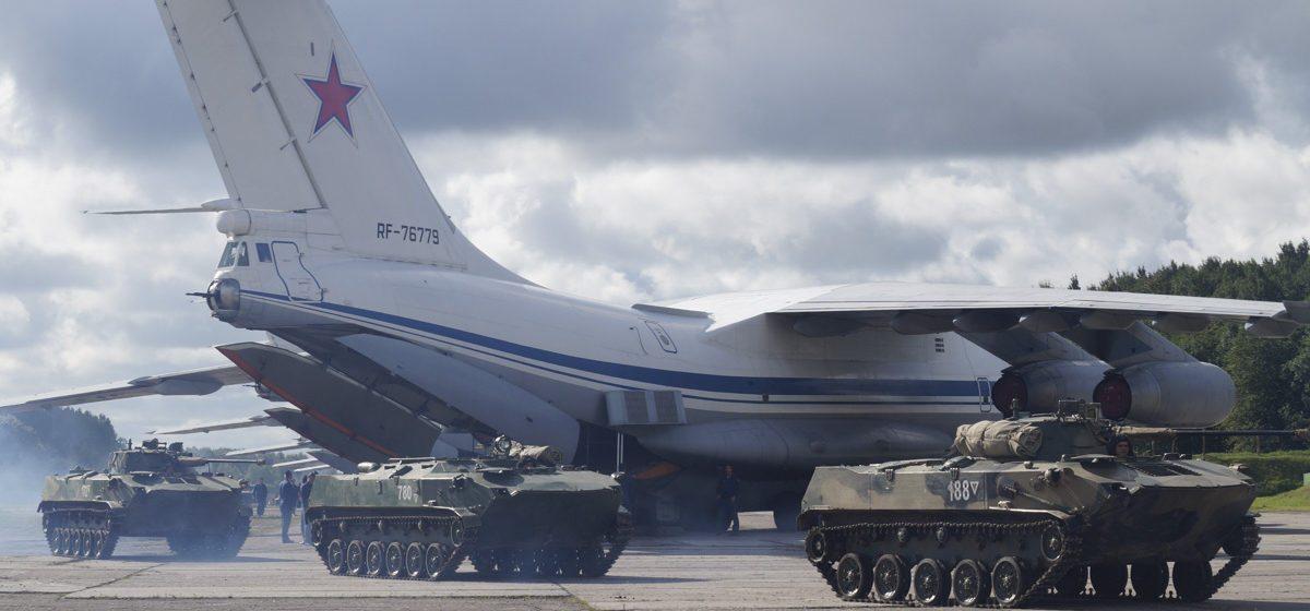 Россия перебросила в Ливию свои спецподразделения