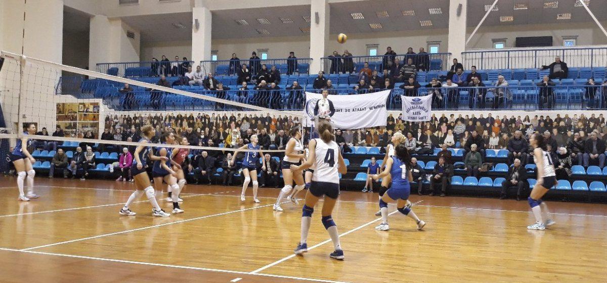 «Атлант-БарГУ» проиграл гомельскому клубу
