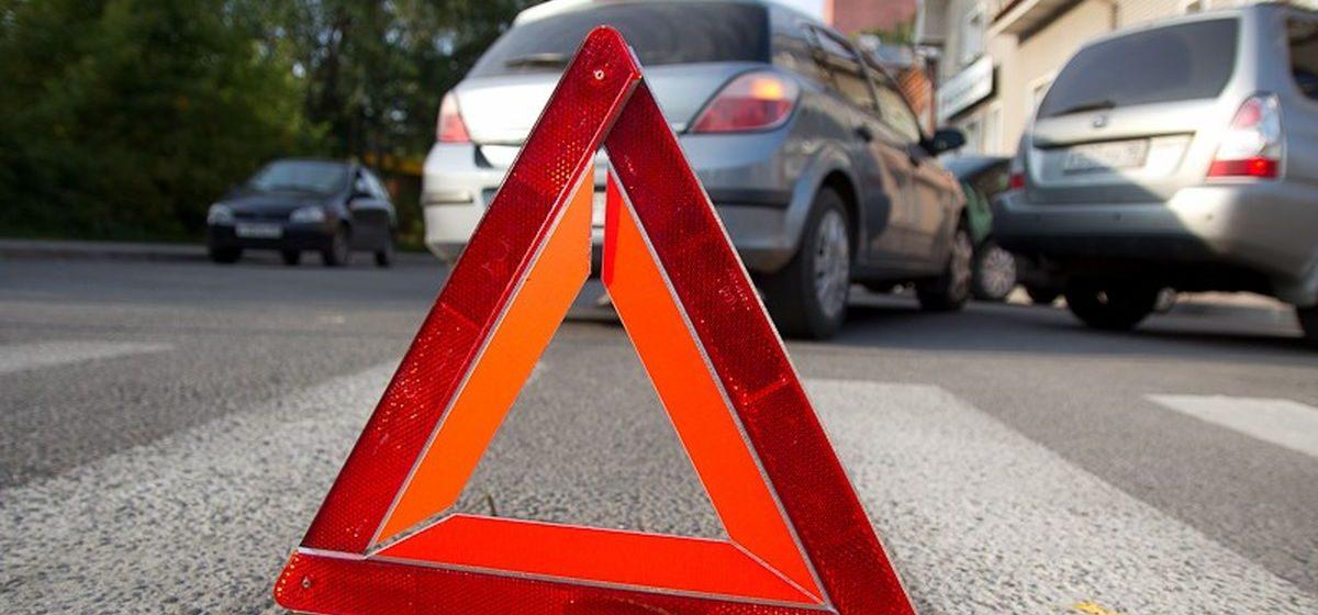 В Барановичах с разницей в три минуты сбили двух пешеходов