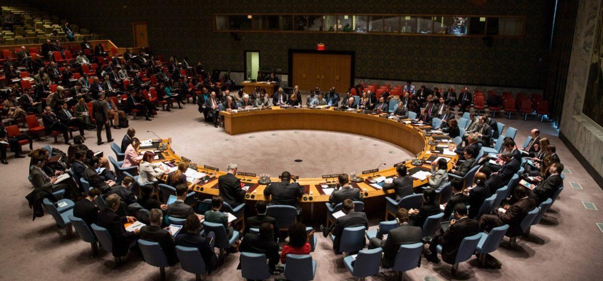 Совбез ООН единогласно принял санкции против КНДР