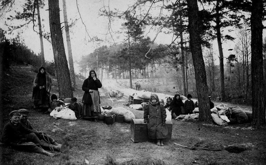Страшная трагедыя ў нашай гісторыі: як падчас Першай сусветнай з Беларусі вывезлі 1,2 мільёна жыхароў