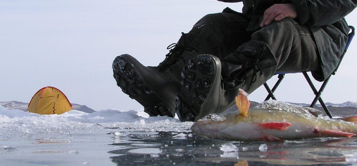На Витебщине утонул рыбак
