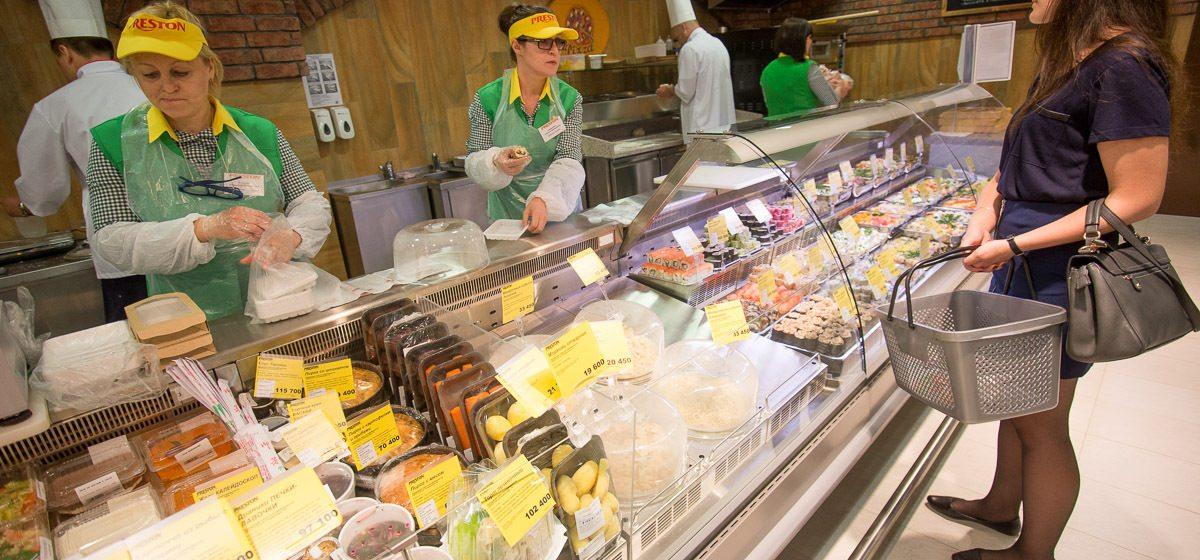 По росту цен Беларусь обогнала почти всех соседей и страны СНГ