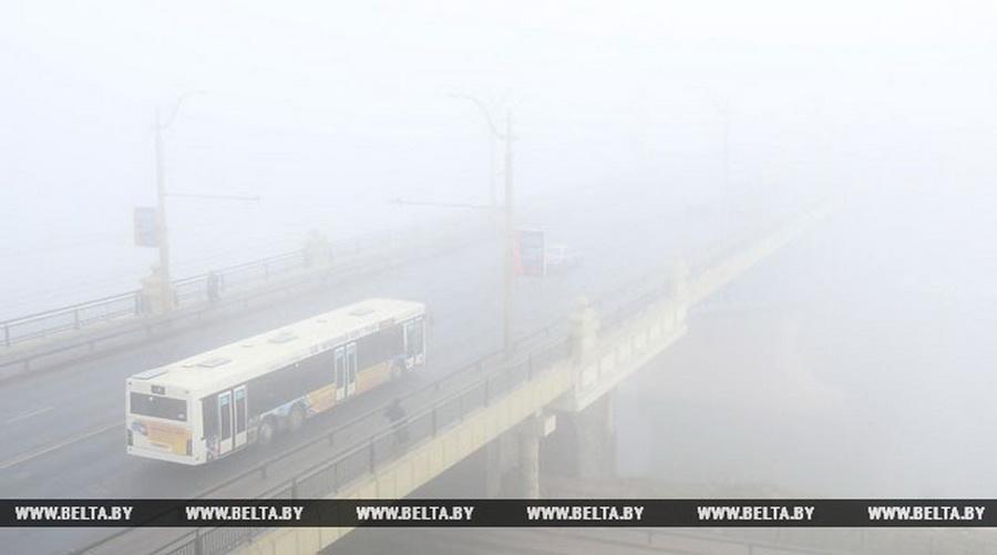 В пяти районах Брестской области на трассах введен специальный план «Погода»