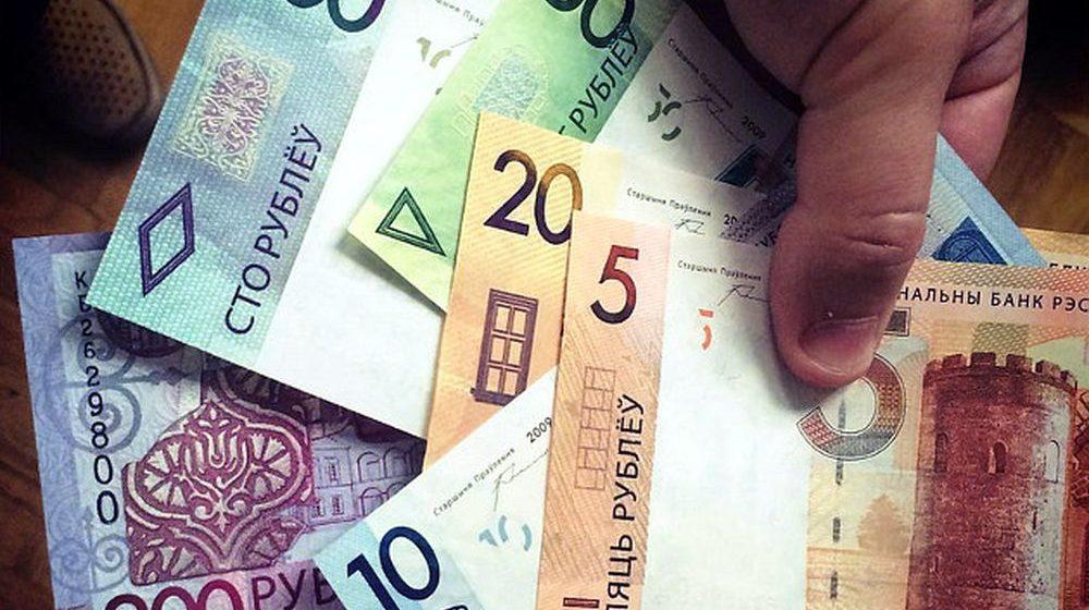 Новогоднее чудо. Зарплата в Барановичах в декабре составила 921 рубль