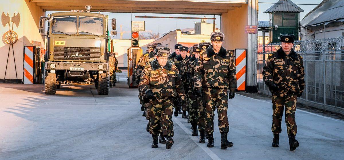 В Барановичской войсковой части 7404 подвели итоги служебно-боевой деятельности и открыли новый учебный период