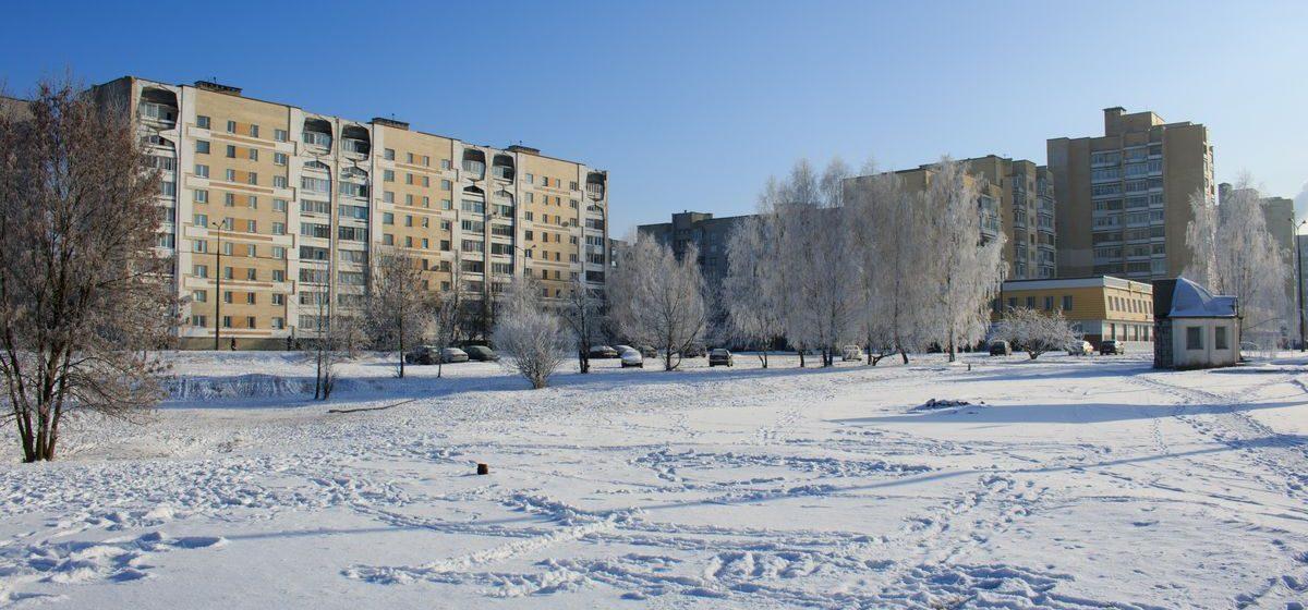 В Барановичах на общественное обсуждение вынесли строительство девятиэтажки в Северном микрорайоне